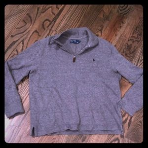 Men's Gray Sweater - Polo by Ralph Lauren